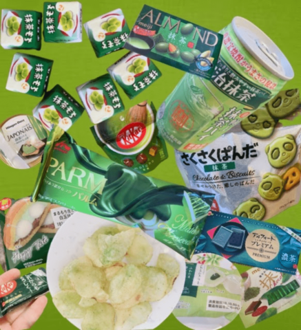 Can't go home until you finish all Matcha products at convenience stores – Freelance writer version