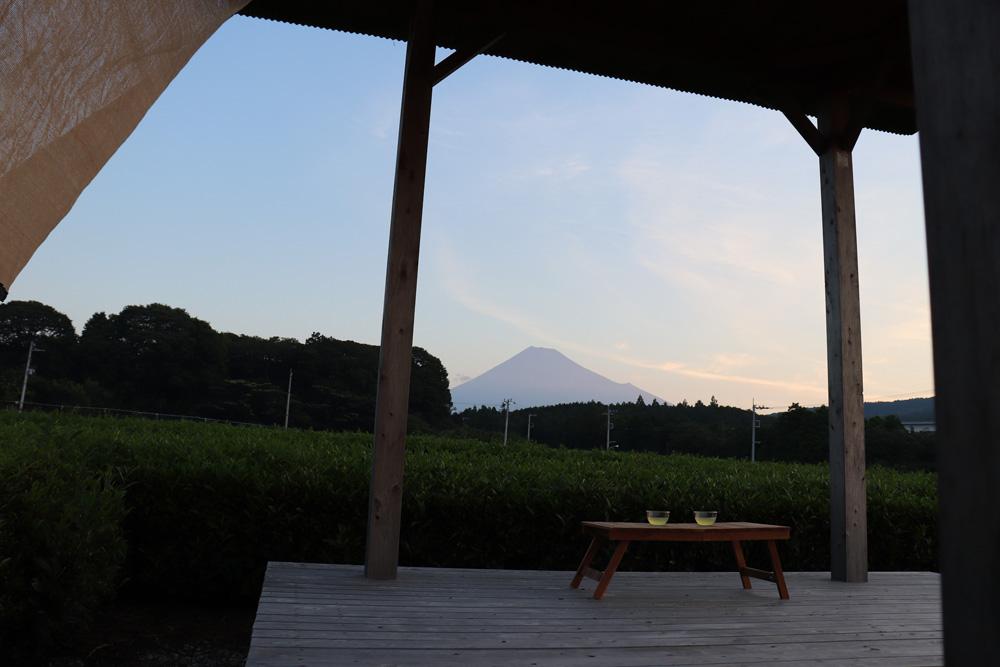 富士山まる茂茶園(前編)