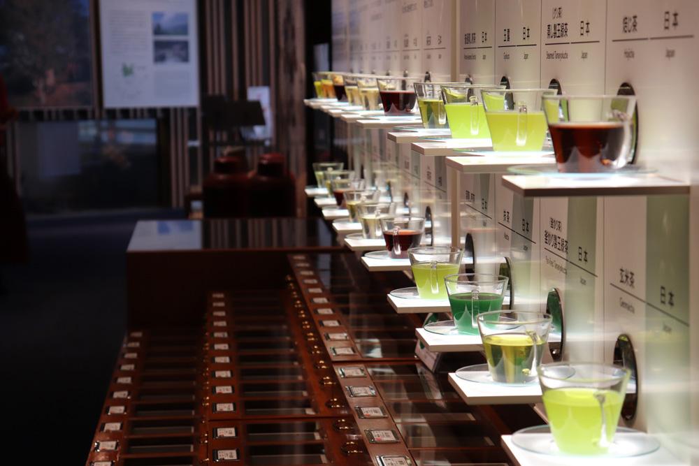 茶の都ミュージアムで楽しく世界のお茶体験【静岡県・島田市】