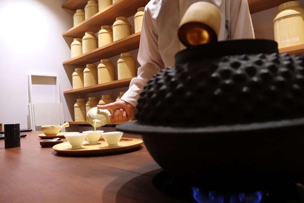 chagama(チャガマ)が提案する若い世代のお茶の入口とは【静岡県・静岡市】