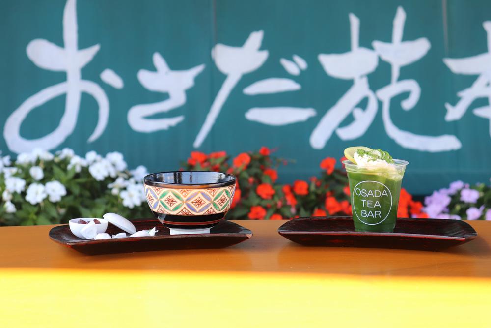 おさだ苑は地元産の抹茶と発酵茶でお茶を次世代にまで繋げる【静岡県・周智郡森町】
