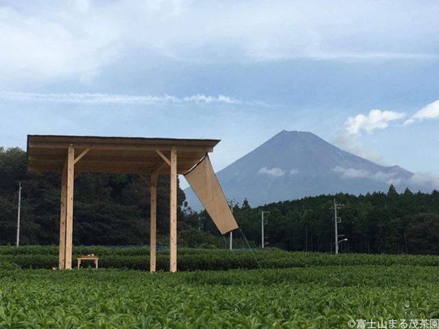 「富士の茶の間」で体感するお茶と富士山まる茂茶園五代目の想い(前編)【静岡県・富士御茶】