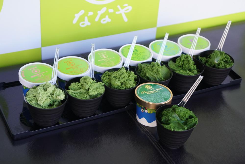 保護中: ななやの抹茶ジェラートが未来にお茶を伝える懸け橋に【静岡県・東京都・京都府】