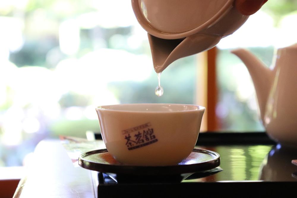 川根茶を体験しながら楽しめるフォーレなかかわね茶茗舘【静岡県・川根本町】