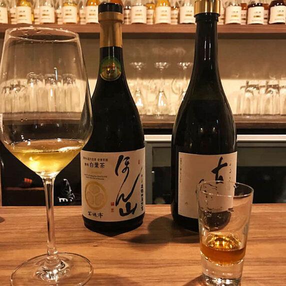 お茶請け企画~高級ボトルティーに合う日本酒見つけるまで帰れません~